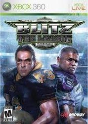 Game (Xbox 360) Blitz The League