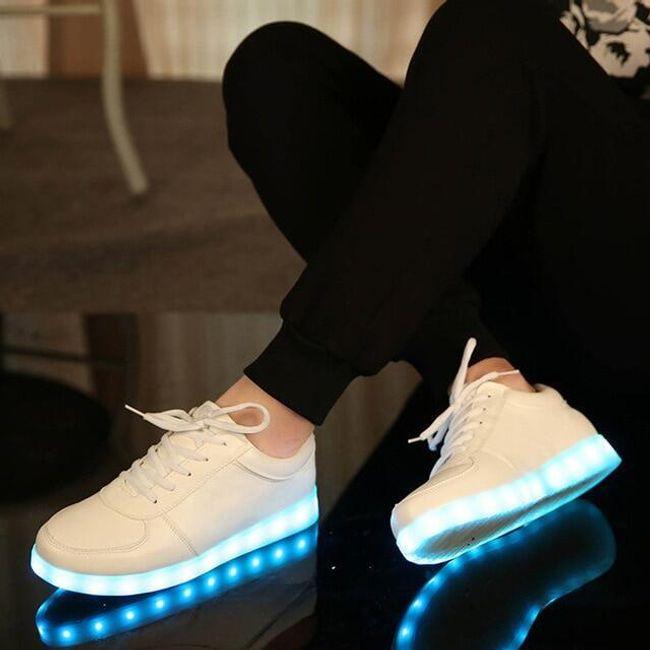 Női világító cipő Bonnet | ShipGratis.hu