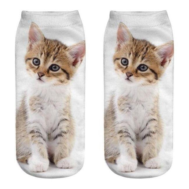 Ženske čarape SO15 1