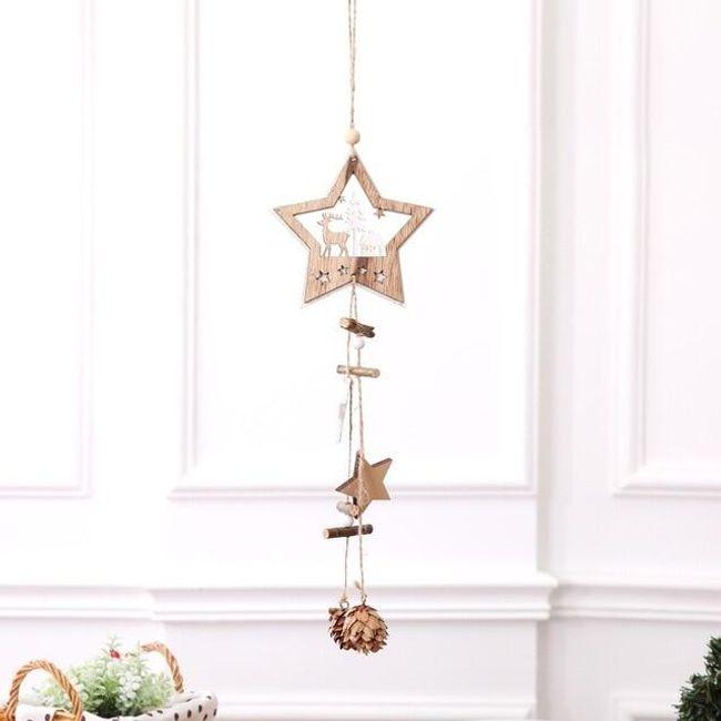 Vánoční dekorace CH16 1