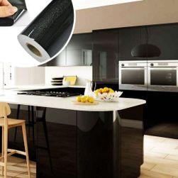 Fólie na obnovu kuchyňské linky - černá PD_1536956
