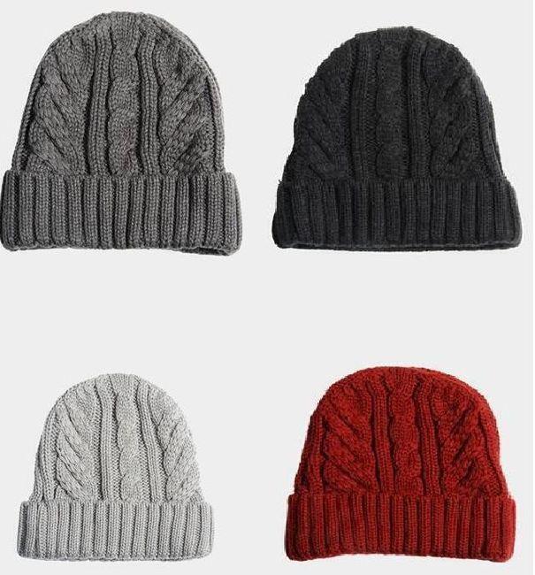 Zimní čepice - více barev 1
