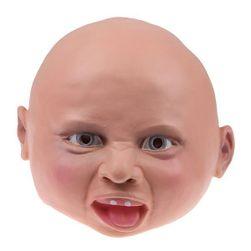 Dětský obličej - maska