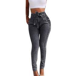 Женские брюки с завышенной талией Agatha
