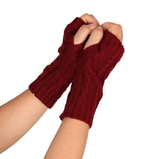 Ženske navlake za ruke Debie 1