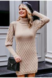 Женское вязаное платье Teda