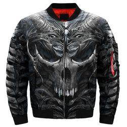 Мужская куртка-бомпер Mark