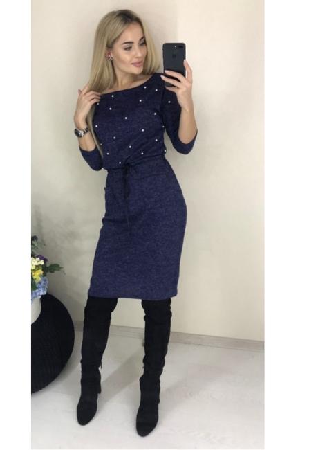 Női hosszú ujjú ruha Elena 1