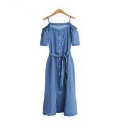 Džins haljina Tiphanie