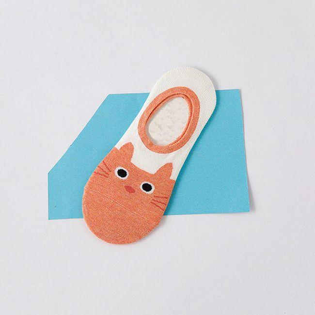 Aranyos balerina zokni