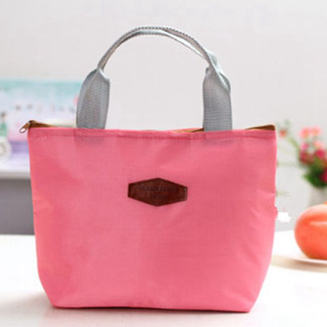 Симпатичная сумка для обеда или закусок 1