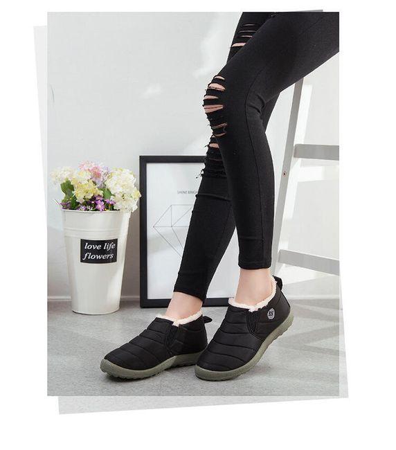 Unisex zimní kotníkové boty 1