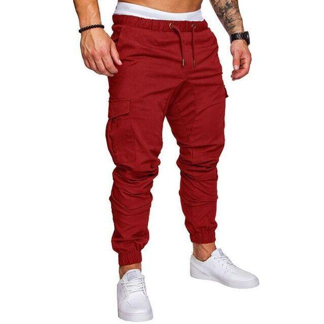 Męskie spodnie dresowe Rowan 1
