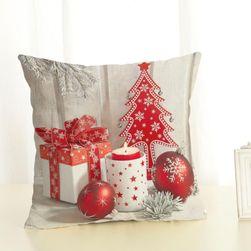 Vánoční povlak na polštářek - 14 variant