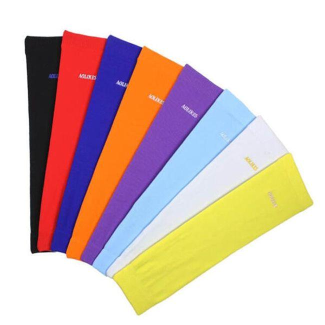 Elastične sportske navlake na ruke u jarkim bojama 1