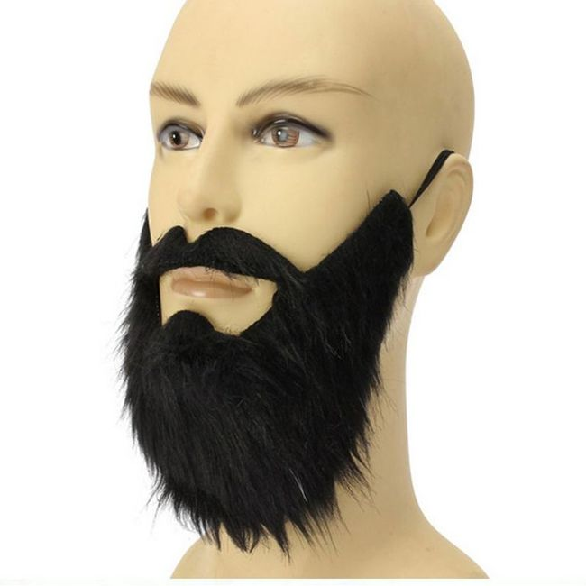 Maskirna brada 1