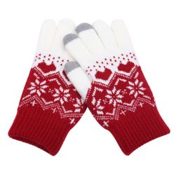 Üniseks kışlık eldiven B06643