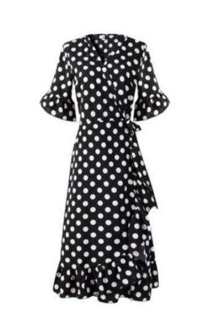 Damska sukienka DS4578 1