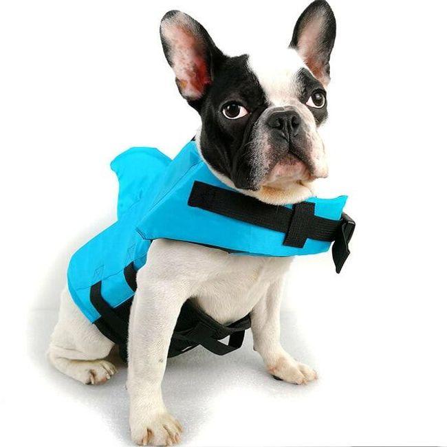 Prsluk za plivanje za pse Viola 1
