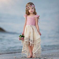 Dívčí šaty Tamera