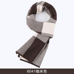 Pánský zimní šátek EP_YL026