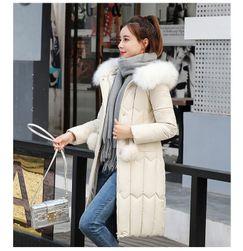 Dámský kabát Hebi