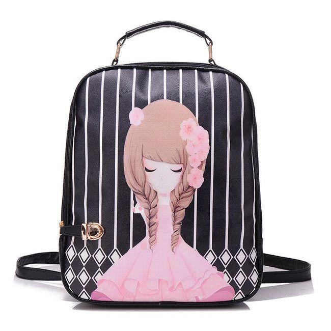 Роскошный женский рюкзак - 28 вариантов 1