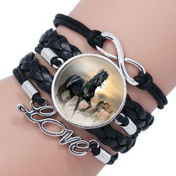Set de bratari pentru iubitorii de cai
