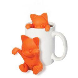 Teaszűrő - macska