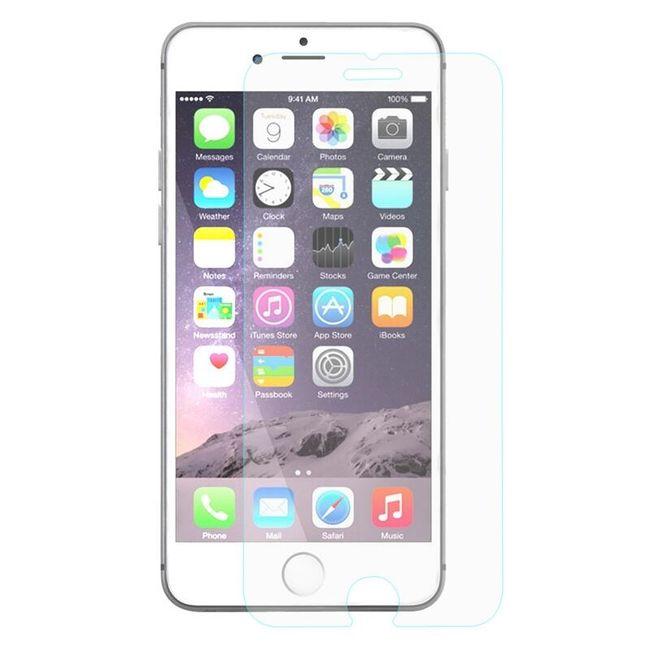 Temperované ochranné sklo v tenkém provedení pro iPhone 7 Plus  1