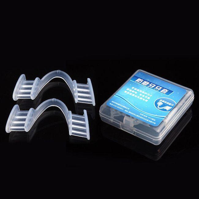 Proteza przeciw zgrzytaniu zębów 1