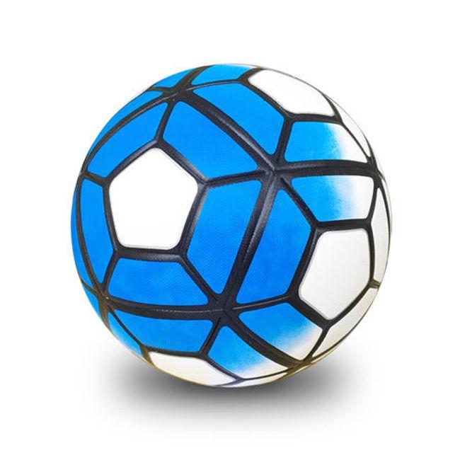 Míč na fotbal o velikosti 5 - 5 barev 1