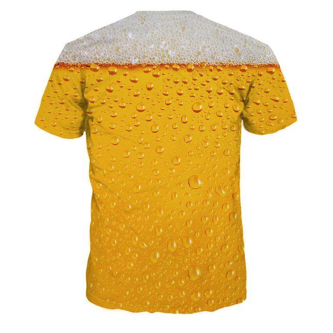 Sör póló a rozsdás ital szerelmeseinek