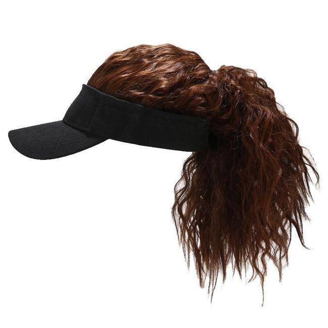 Damska czapka Hair 1