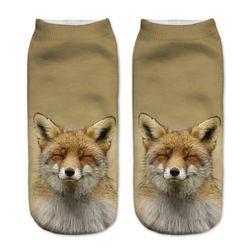 Унисекс носки Fox