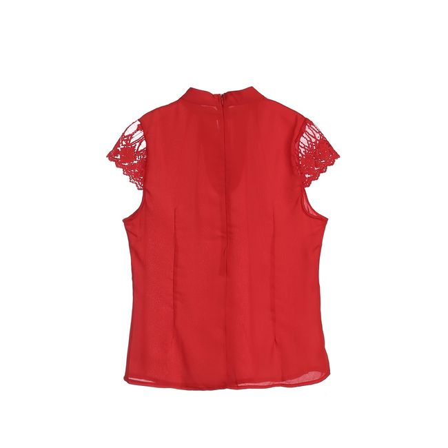 Damska koszulka z krótkim rękawem Tissa 1