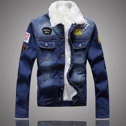 Erkek kışlık ceket Fredric