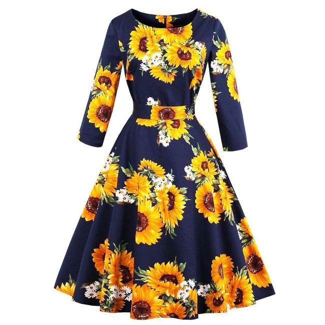 Női A szabású ruha Fay 1