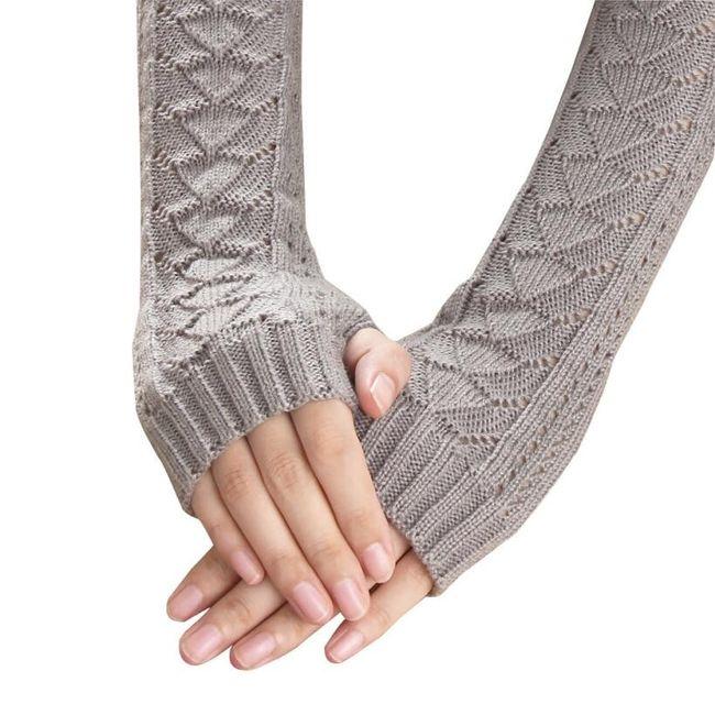 Женские рукава Луcие 1