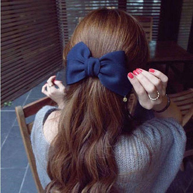 Mašle do vlasů - 4 barvy 1