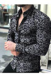 Мужская рубашка PK748