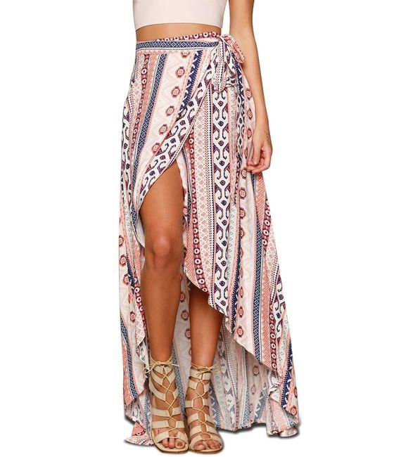 Ženska dugačka suknja Lexy 1