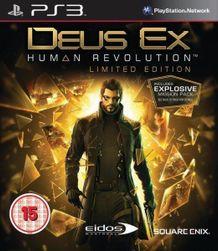Gra  (PS3) Deus Ex: Human Revolution Limited Edition (nová)