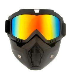 Narciarskie okulary z maską SG43