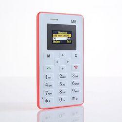 Mini mobilní telefon M5