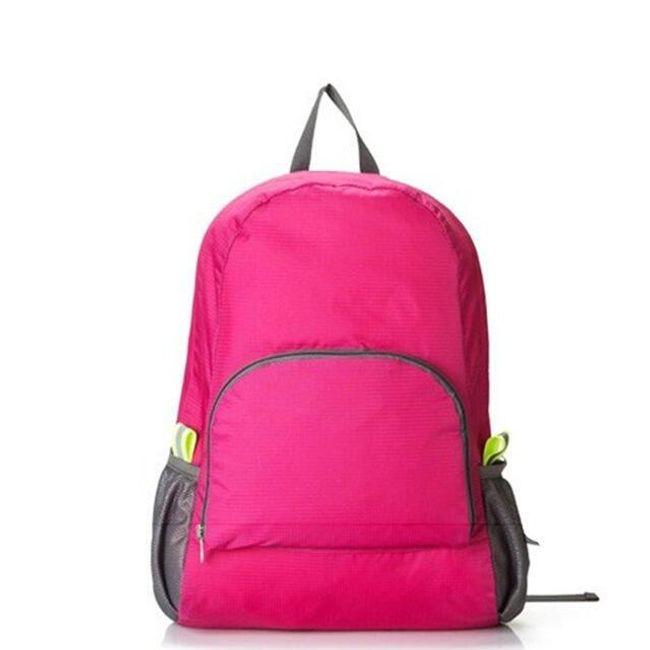 Praktikus utazási hátizsák - 5 szín