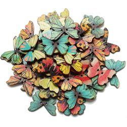 Leptiri za scrapbooking ili šivenje