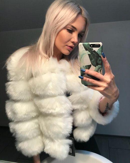 Női téli kabát Winee 1