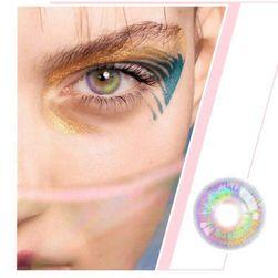 2 szt. Kolorowe soczewki kontaktowe AV_SKU222189J