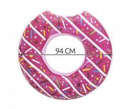 Nafukovací kruh Donut - light verze (Růžová) SR_DS13896863